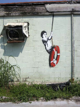 banksy in new orleans 9