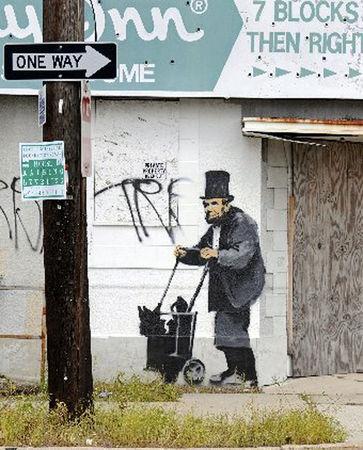 banksy in new orleans 7